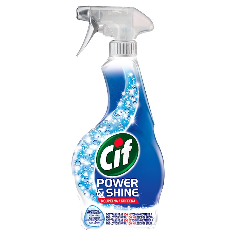 CIFPower&Shine Koupelna čistící sprej 500 ml