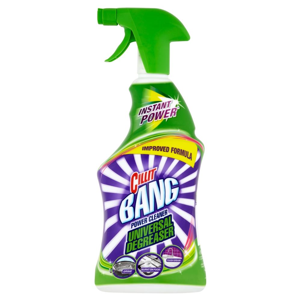 CILLIT bang odmašťovač spray 750ml