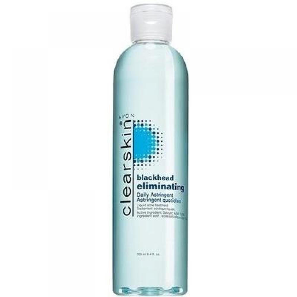 AVON Čisticí pleťová voda proti akné s výtažky z aloe a heřmánku 100 ml