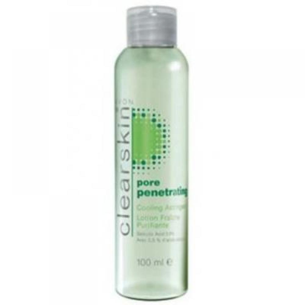 AVON Čisticí pleťová voda proti akné s chladivým účinkem (Pore Penetrating) 100 ml