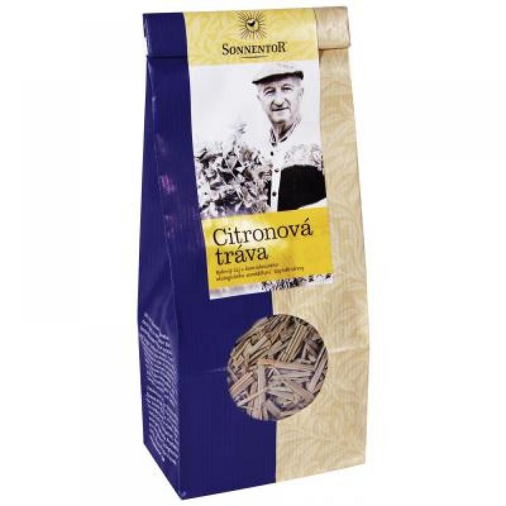 SONNENTOR Citronová tráva bio čaj syp. 80 g