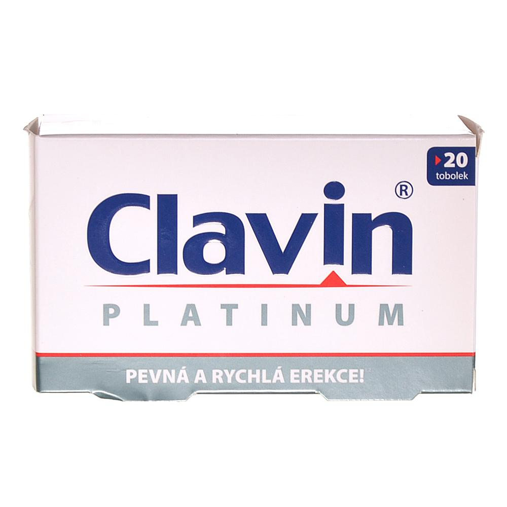 SIMPLY YOU Clavin Platinum 20 tobolek