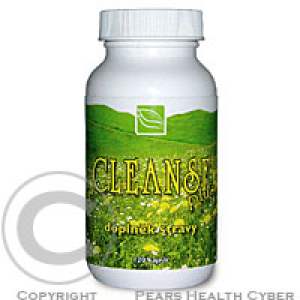 Cleanse plus 120 tbl.