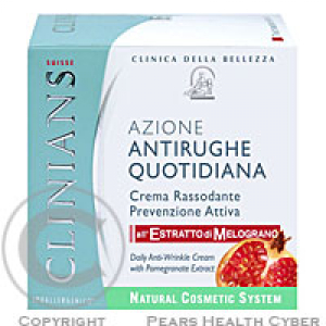 CLINIANS Azione Antirughe Quotidiana 50ml k.vrásky