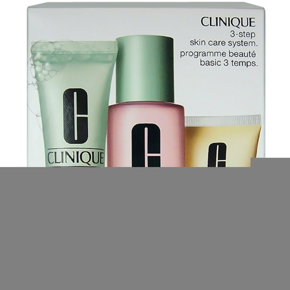 Clinique 3step Skin Care System3 50ml 50ml Liquid Facial Soap Oily Skin