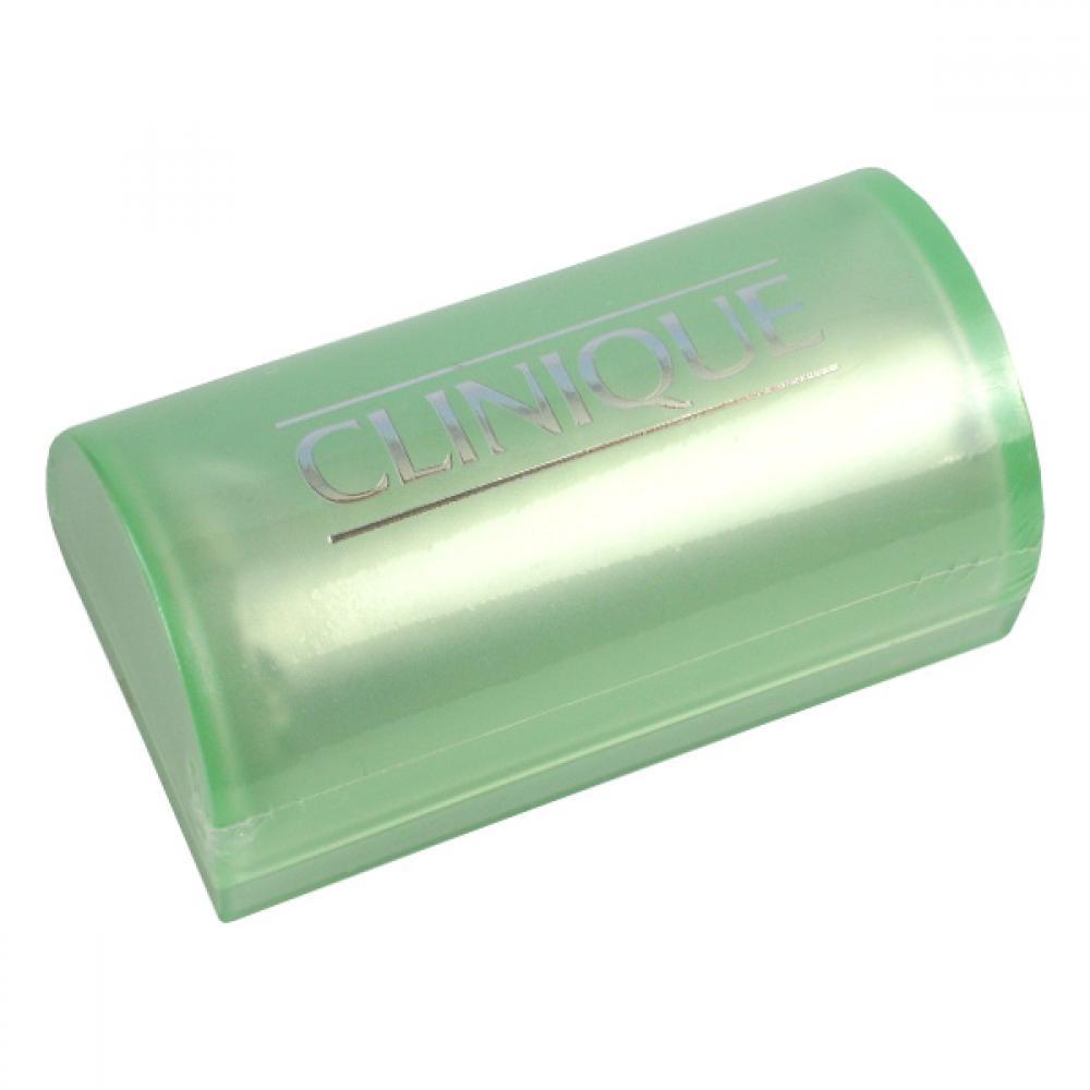 Clinique Facial Soap-Mild With Dish 100 g Suchá smíšená pleť
