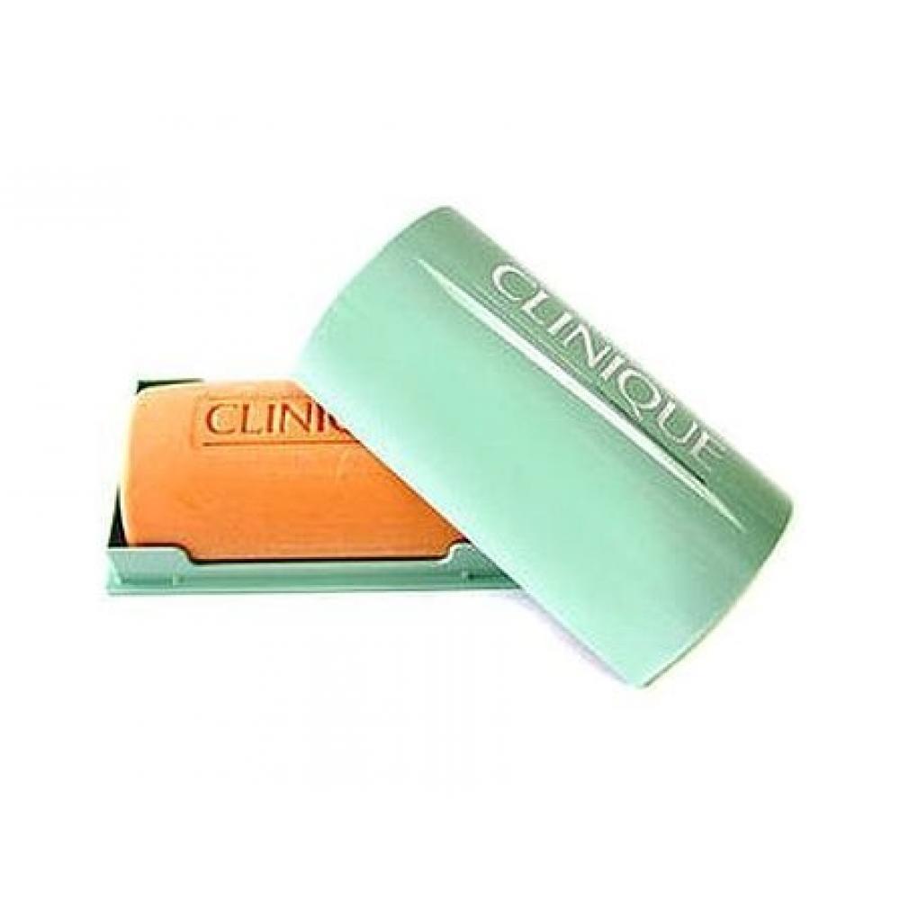 Clinique Facial Soap Oily Skin 100g Mastná a velmi mastná pleť