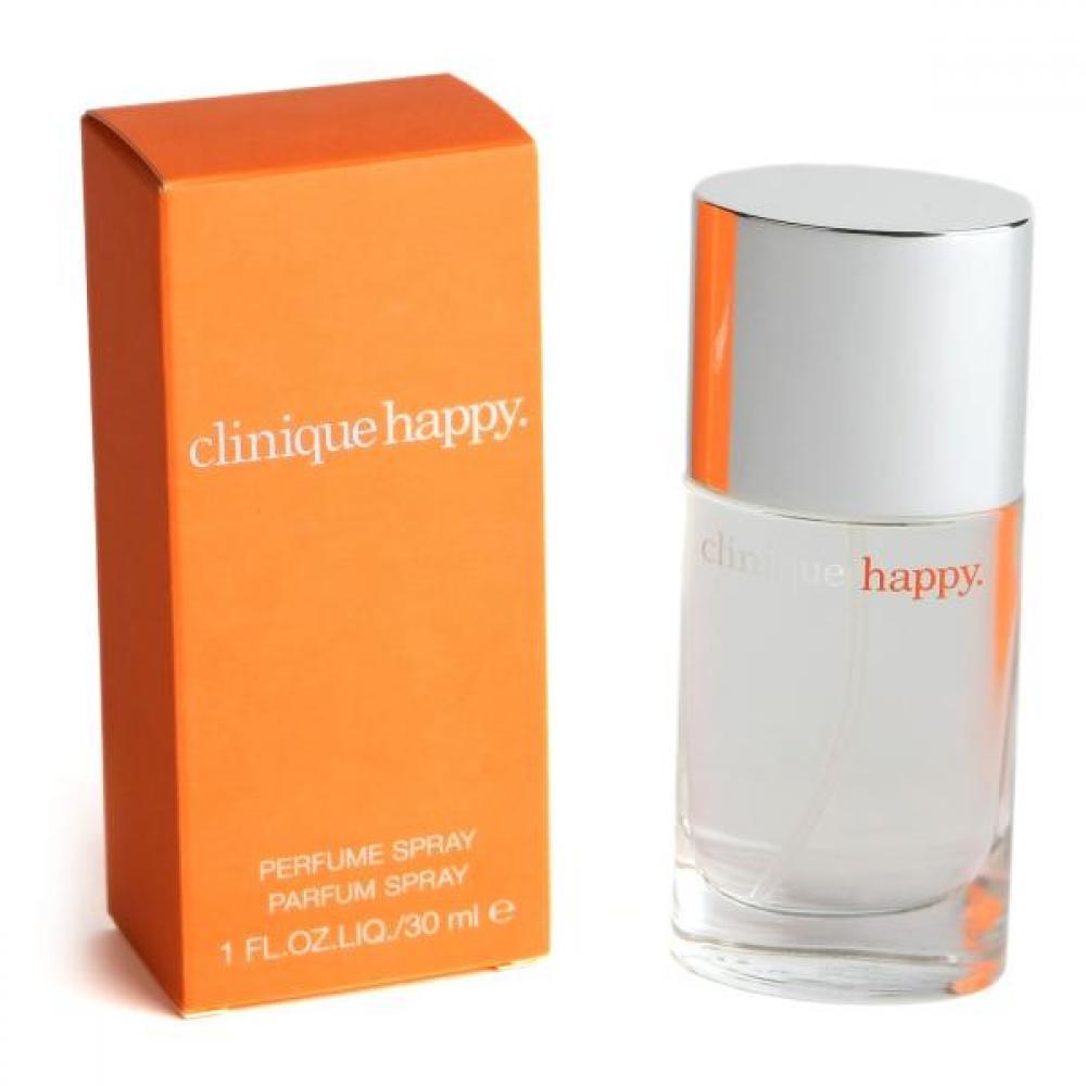 Clinique Happy - parfémová voda s rozprašovačem 30 ml