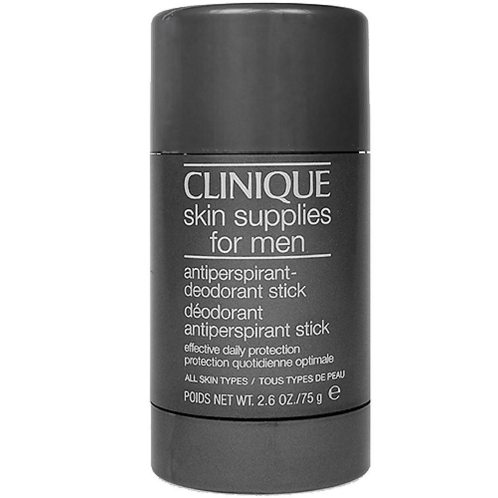 Clinique Skin Supplies For Men Antiperspirant Stick 75g Všechny typy pleti