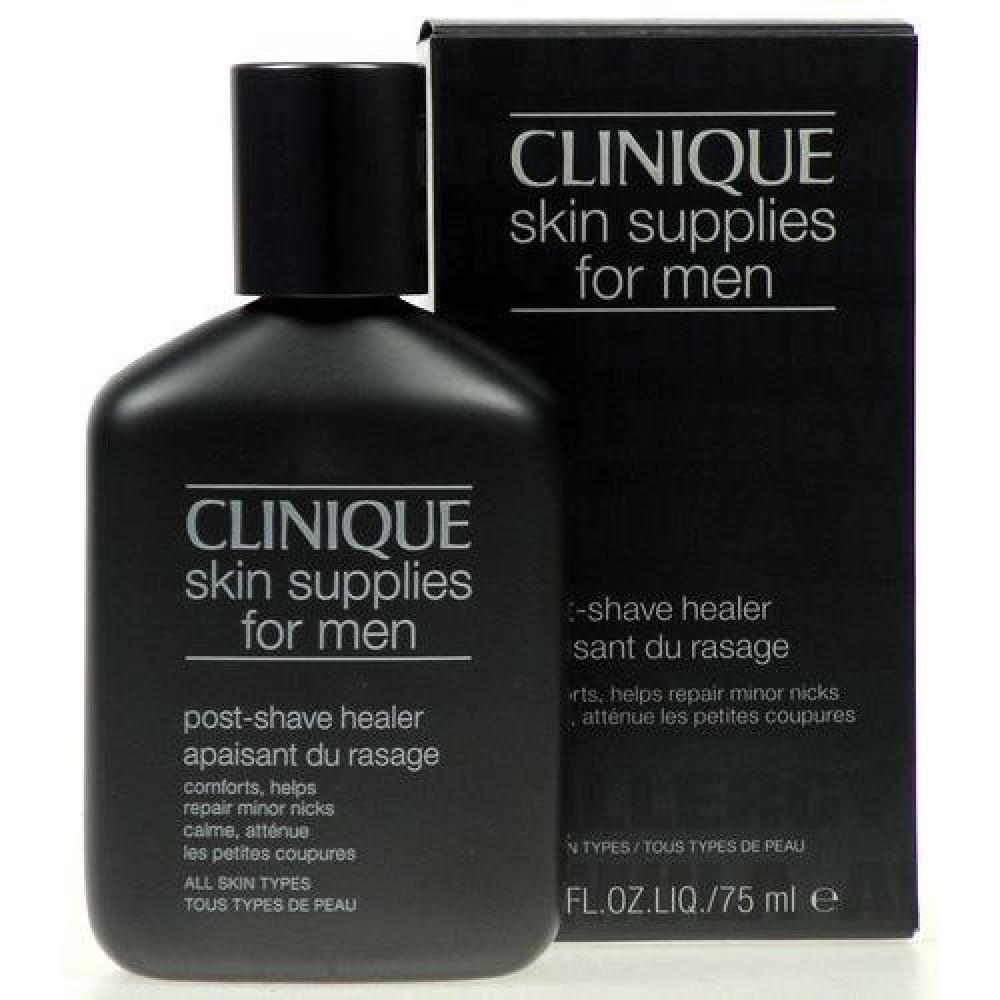 Clinique Skin Supplies For Men Post Shave Healer 75ml Všechny typy pleti