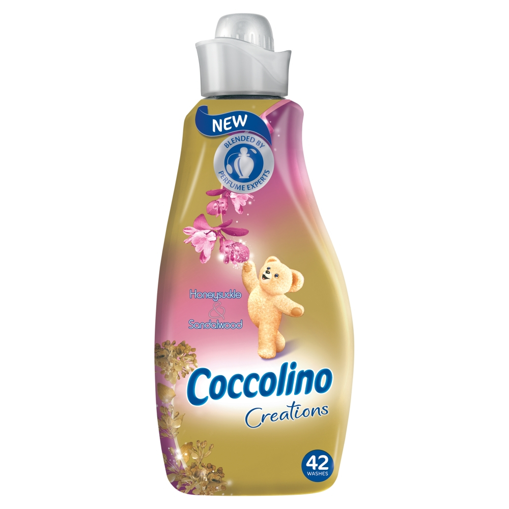 COCCOLINO Creations Honeysuckle&Sandalwood 1,5 l