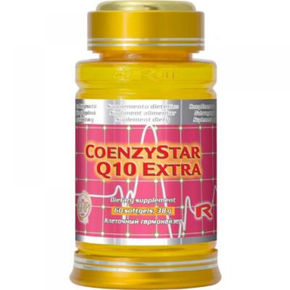 Starlife Coenzystar Q10 60 kapslí