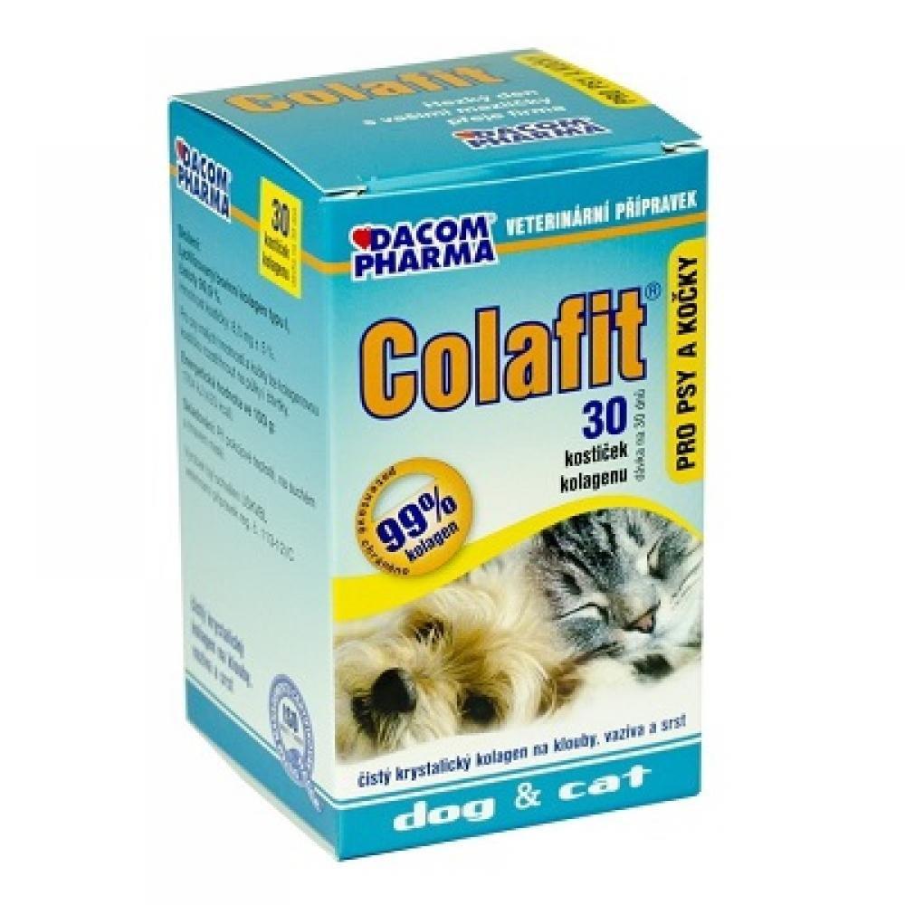 DACOM PHARMA Colafit pro psy a kočky 30 kostiček
