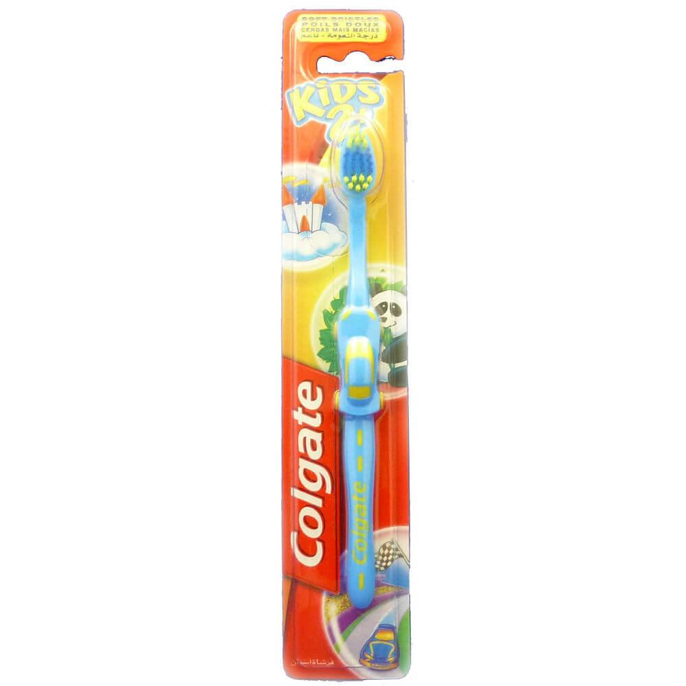 COLGATE KIDS - dětský zubní kartáček od 2let +