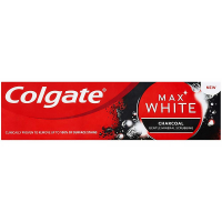 COLGATE Zubní pasta Max White Charcoal 75 ml