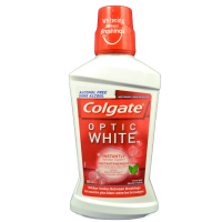 COLGATE ústní voda Optic White 500 ml