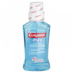 Colgate ústní voda Plax cool mint 250ml/Total modr