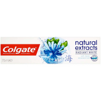 COLGATE Natural Extract Radiant White zubní pasta 75 ml