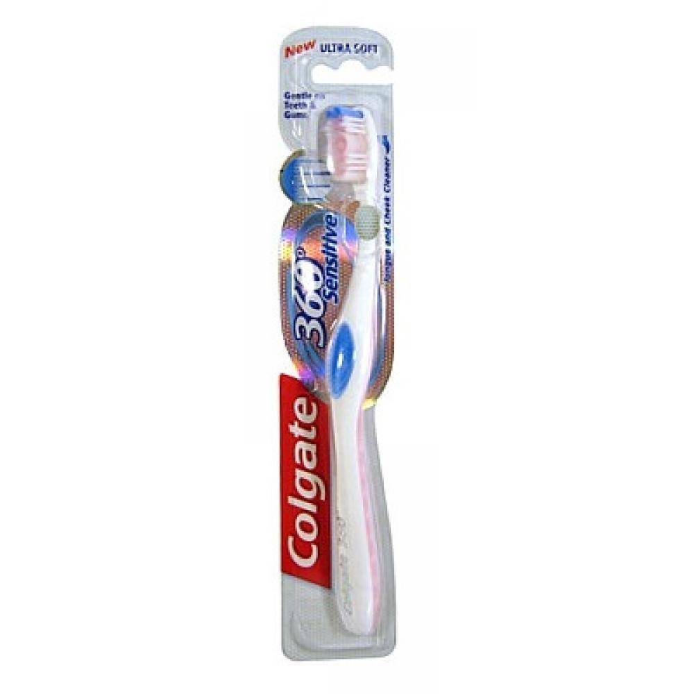 Colgate zubní kartáček 360° Sensitive Ultra soft