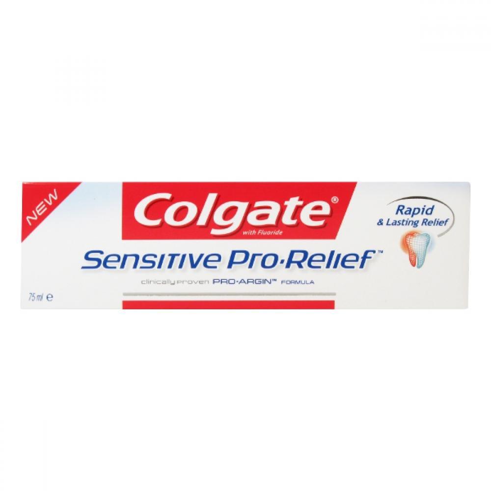 COLGATE zubní pasta Sensitive Pro-Relief 75ml