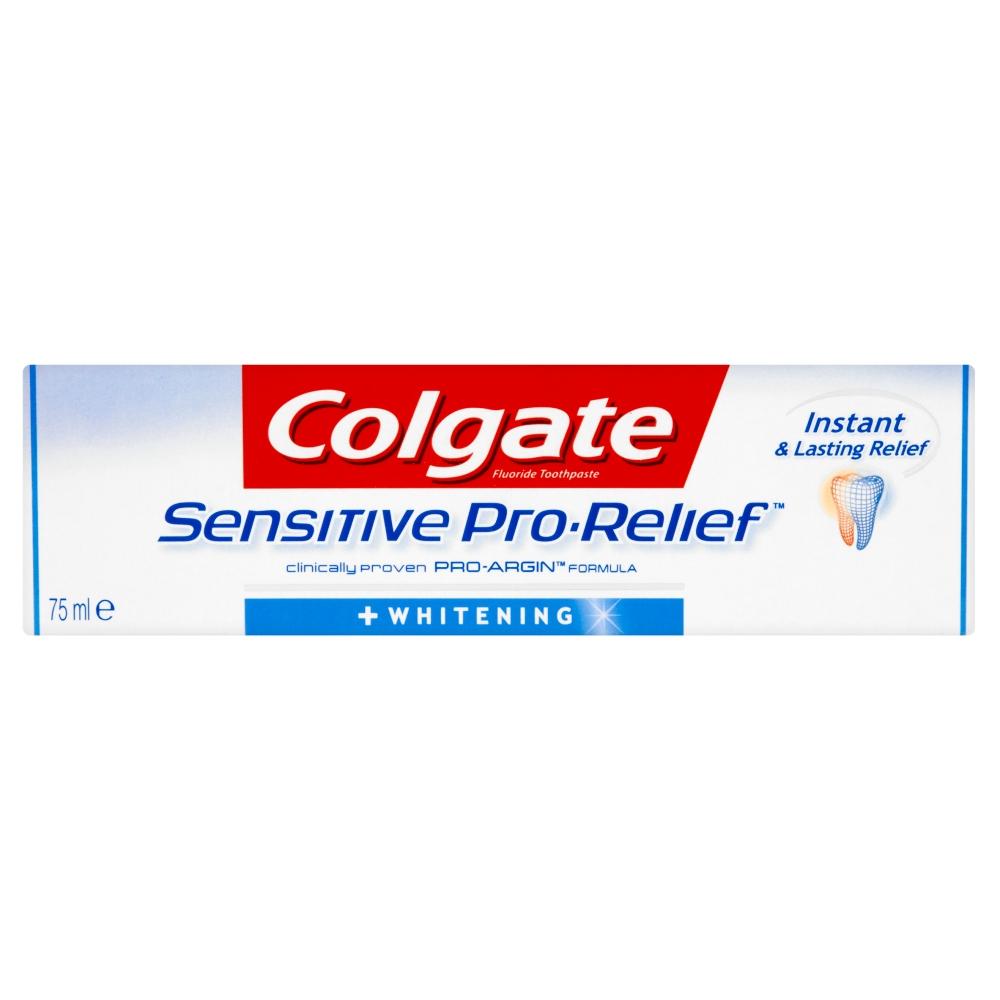 Colgate zubní pasta Sensitive Pro-Relief+Whitening 75 ml