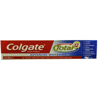 COLGATE zubní pasta Total Advanced Whitening 75 ml