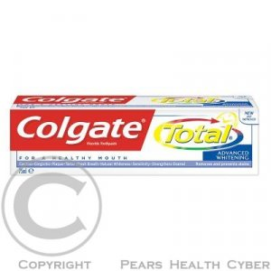 Colgate zubní pasta Total Whitening 75 ml