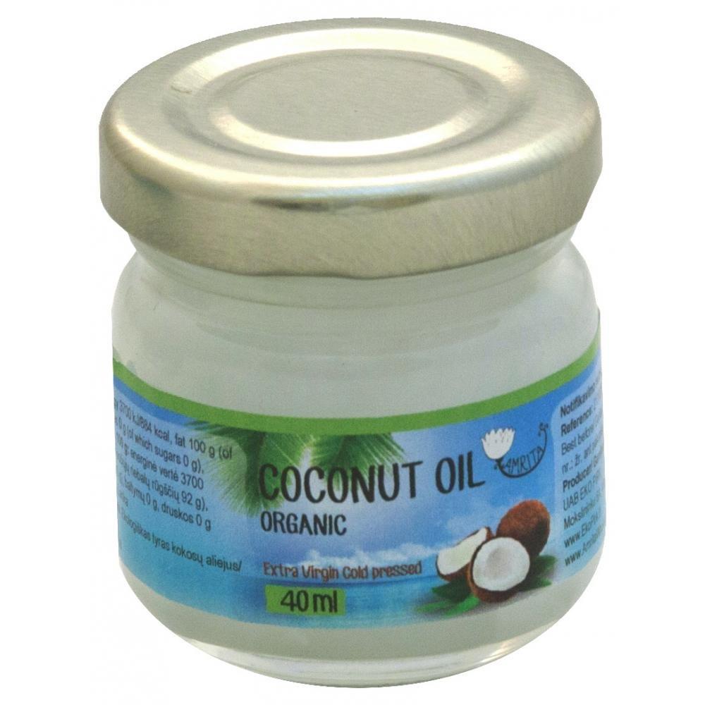 COLS BIO kokosový olej RAW 40 ml