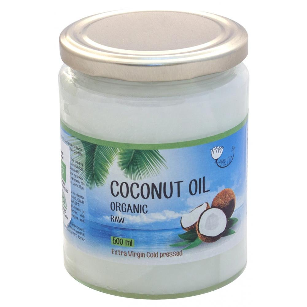 COLS BIO kokosový olej RAW 500 ml