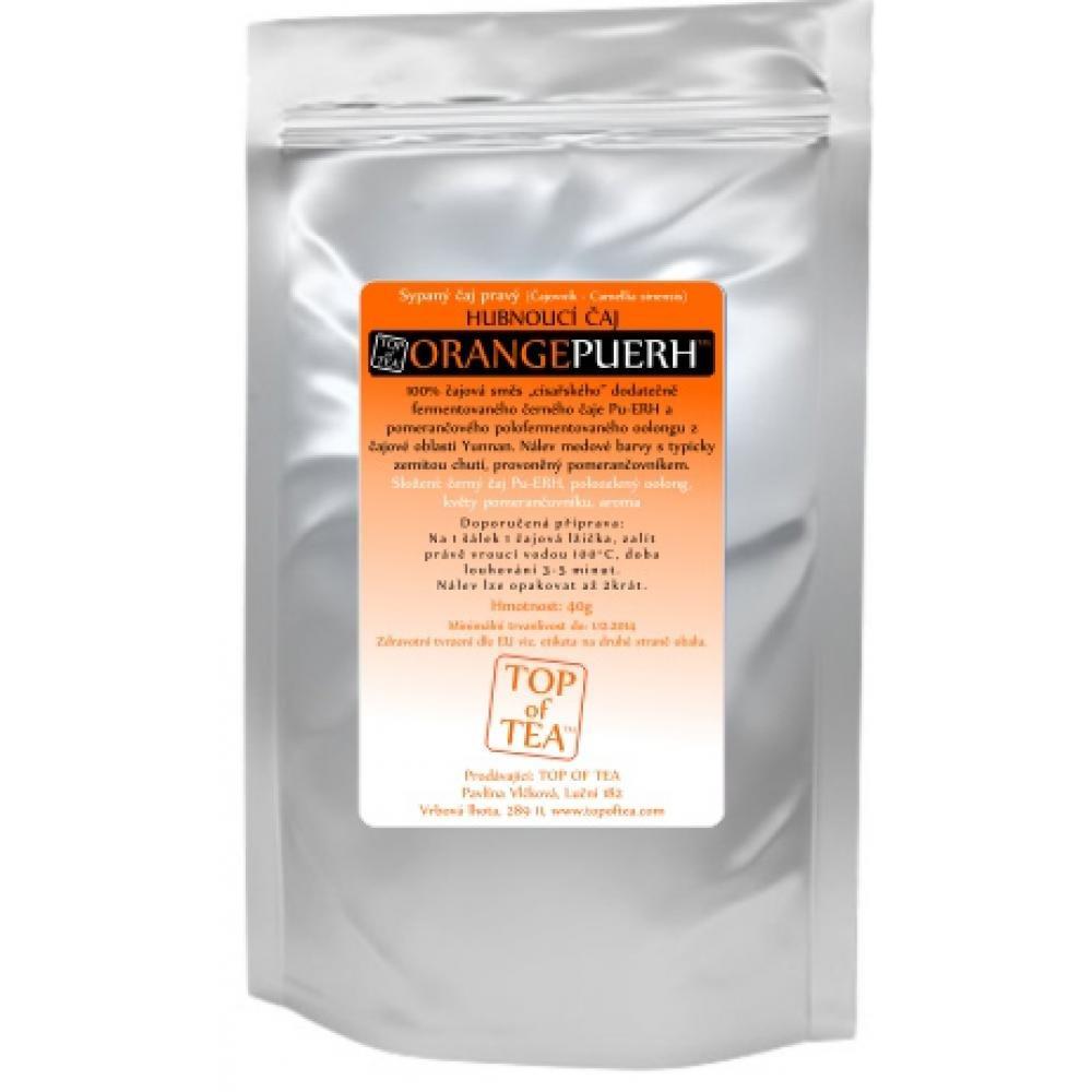 COLS Orange Pu-erh čaj 40 g