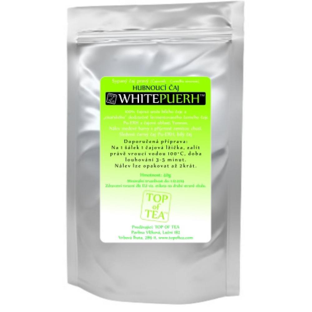 COLS White Pu-erh čaj 40 g