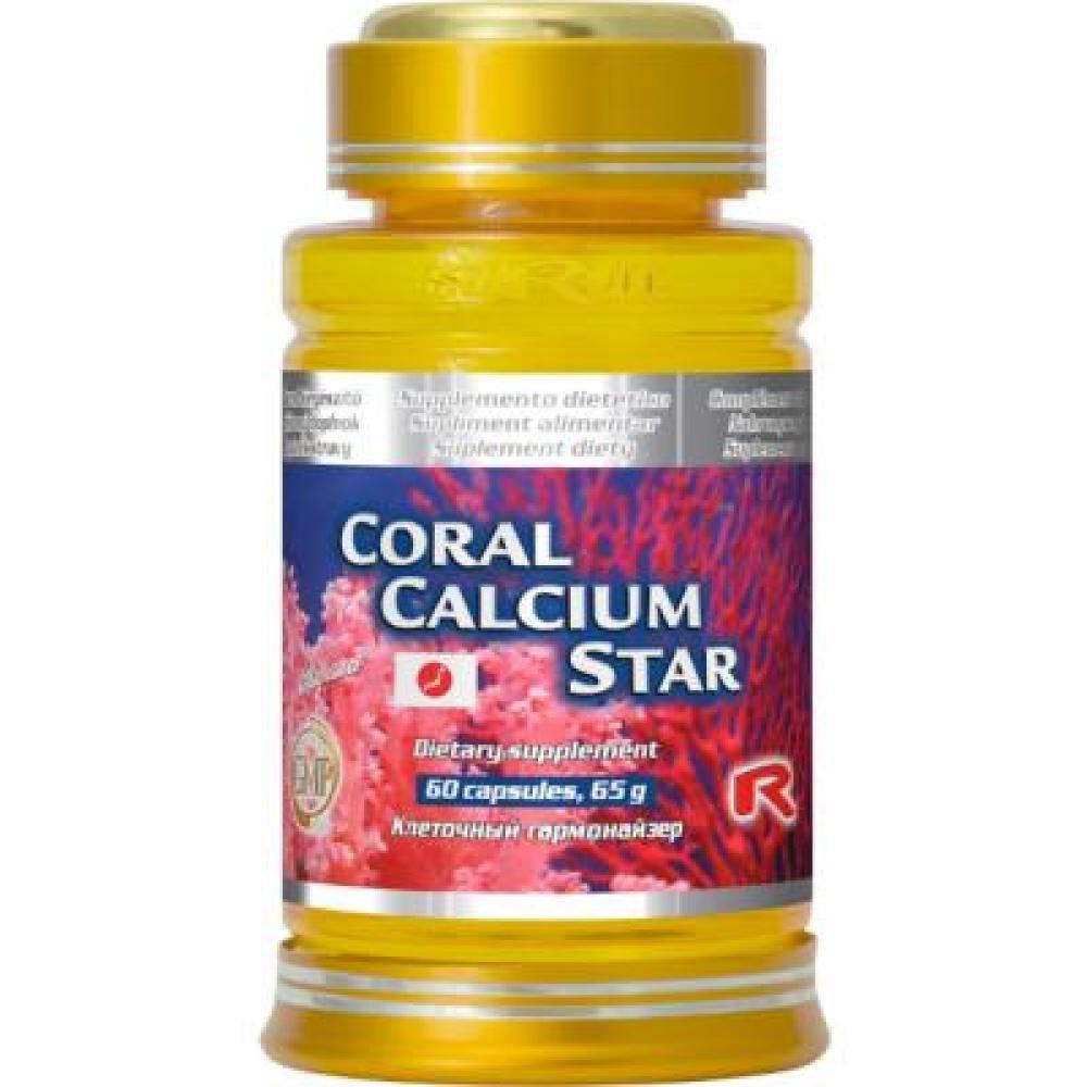 Coral Calcium Star 60 cps.