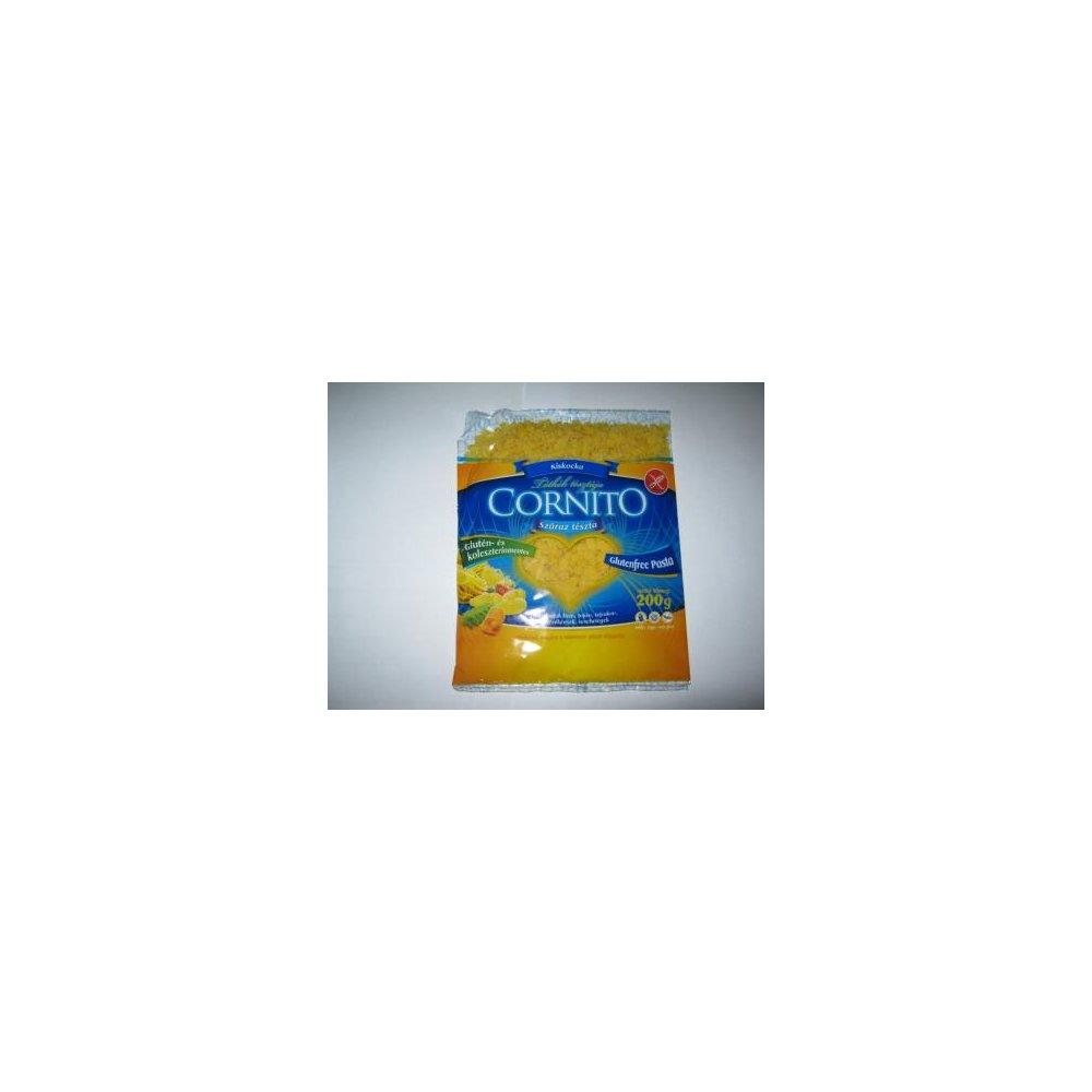 CORNITO bezlepkové těstoviny flíčky 200 g