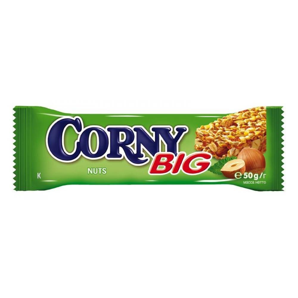 Corny Big müsli tyčinka oříšková 50g