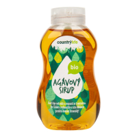 COUNTRY LIFE Agávový sirup 250 ml BIO
