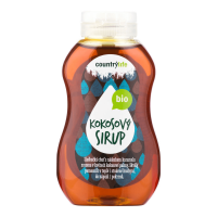 COUNTRY LIFE Sirup kokosový BIO 250 ml