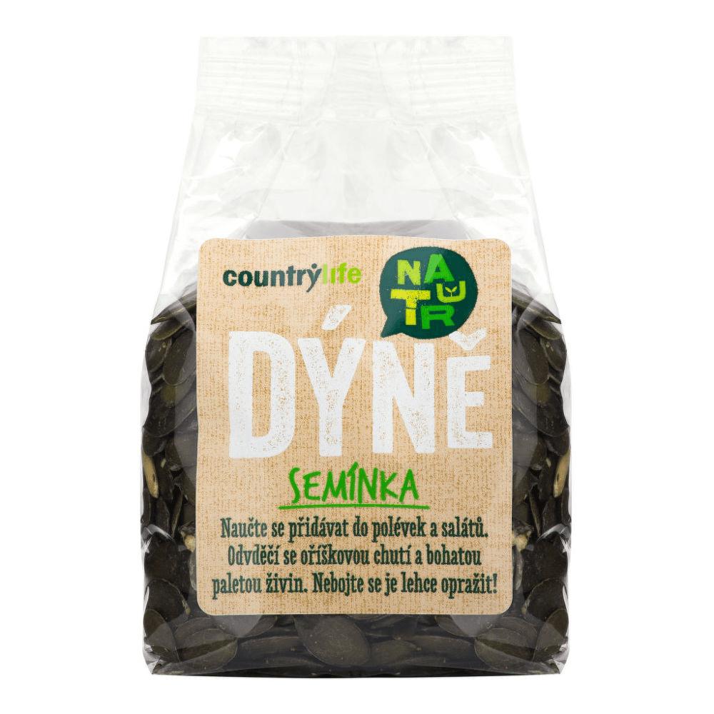 COUNTRY LIFE Dýňová semínka česká 100 g