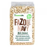 COUNTRY LIFE Fazole navy BIO 500 g