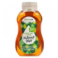 COUNTRY LIFE Agávový sirup BIO 250 ml