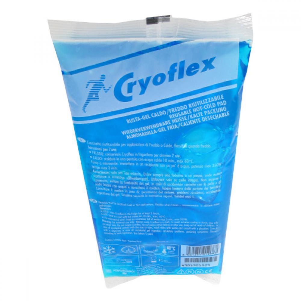 Cryoflex gelový sáček studený/teplý 27x12cm