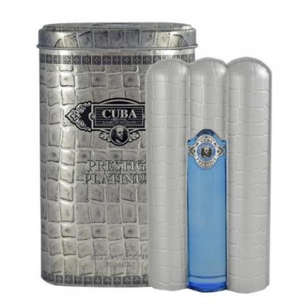 Cuba Prestige Platinum Toaletní voda 90ml