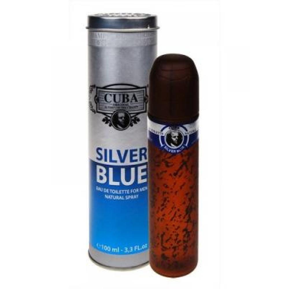 Cuba Silver Blue Toaletní voda 100ml
