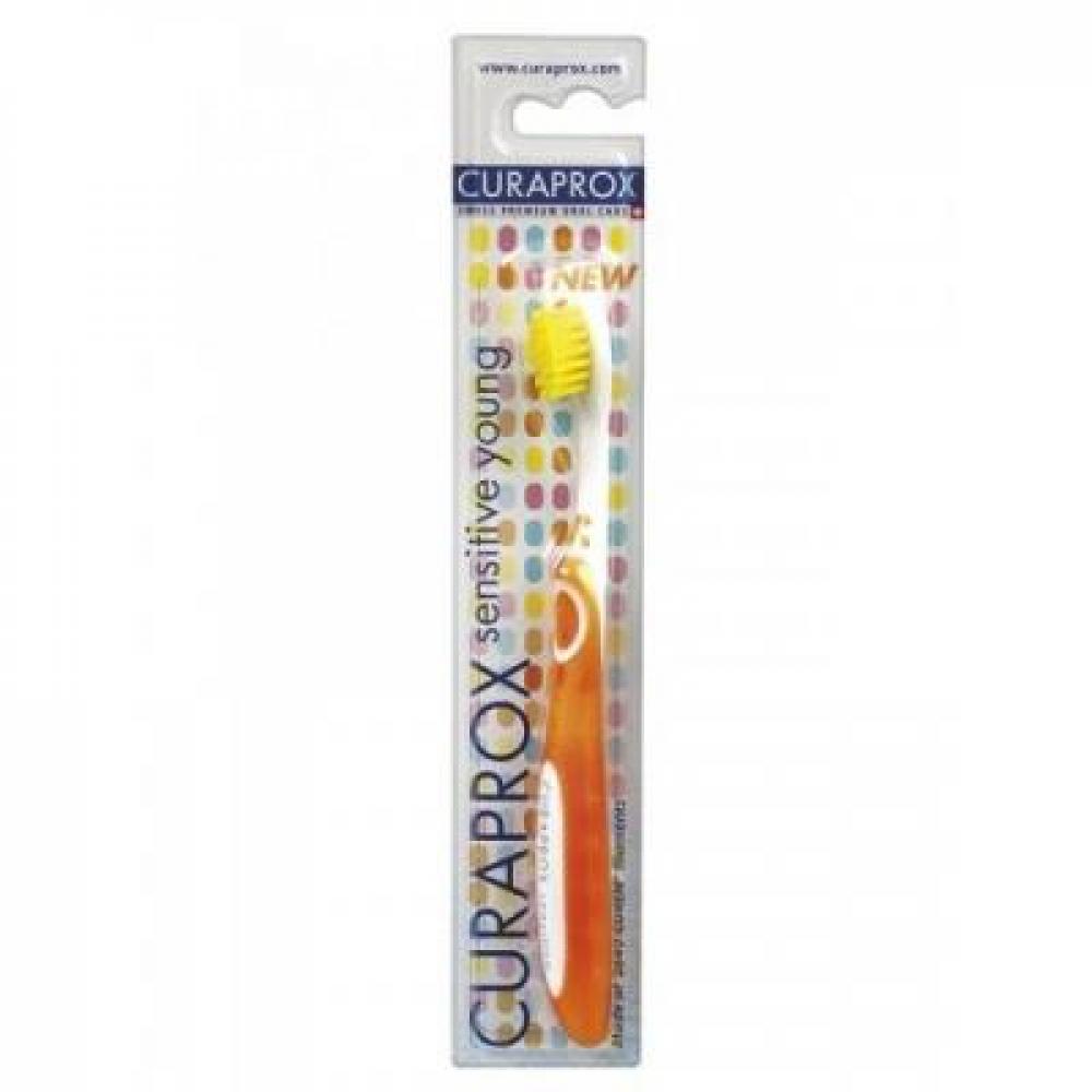 CURAPROX zubní kartáček dětský sensitive young soft