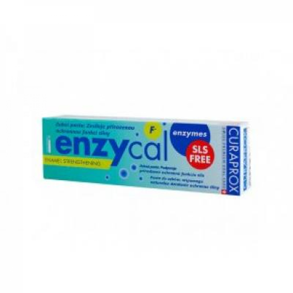 CURAPROX zubní pasta enzycal 75 ml
