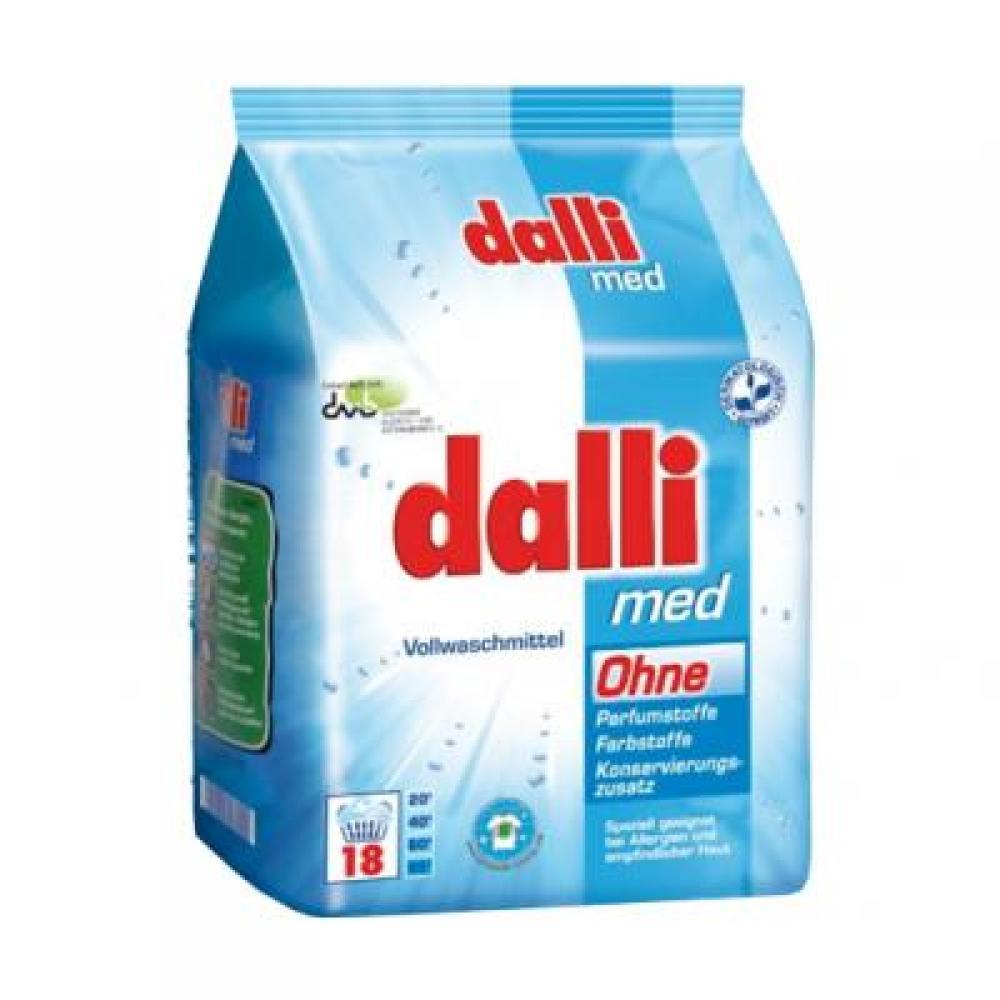 DALLI MED Prací prostředek pro alergiky 1.215 kg