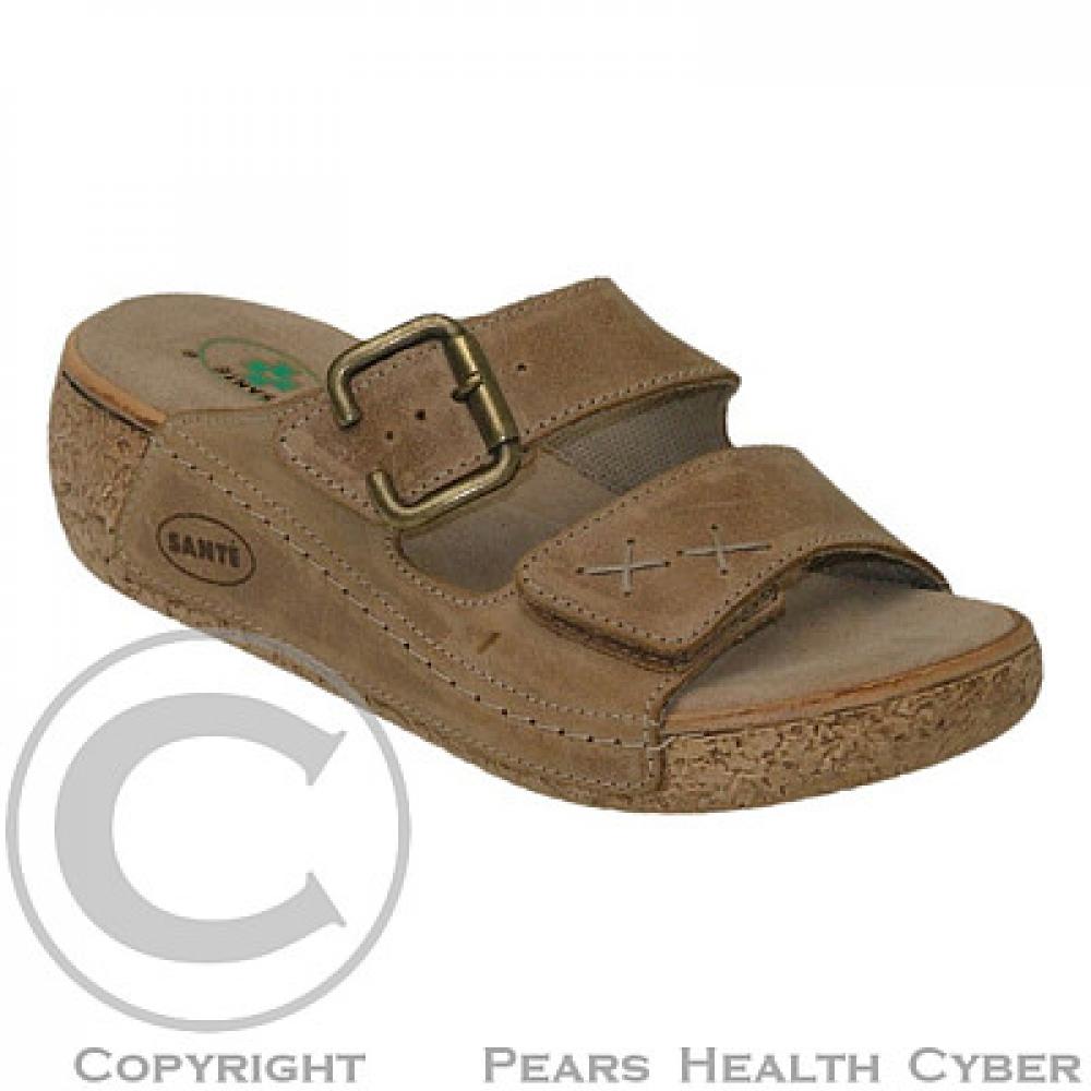 Dámská pantofle Santé béžová model N 105 1 29 - Lékárna.cz 11e097d0ec