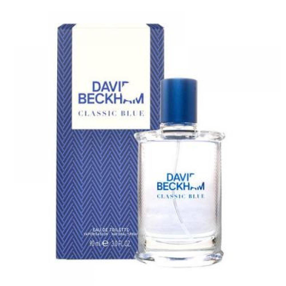 David Beckham Classic Blue Toaletní voda 40ml