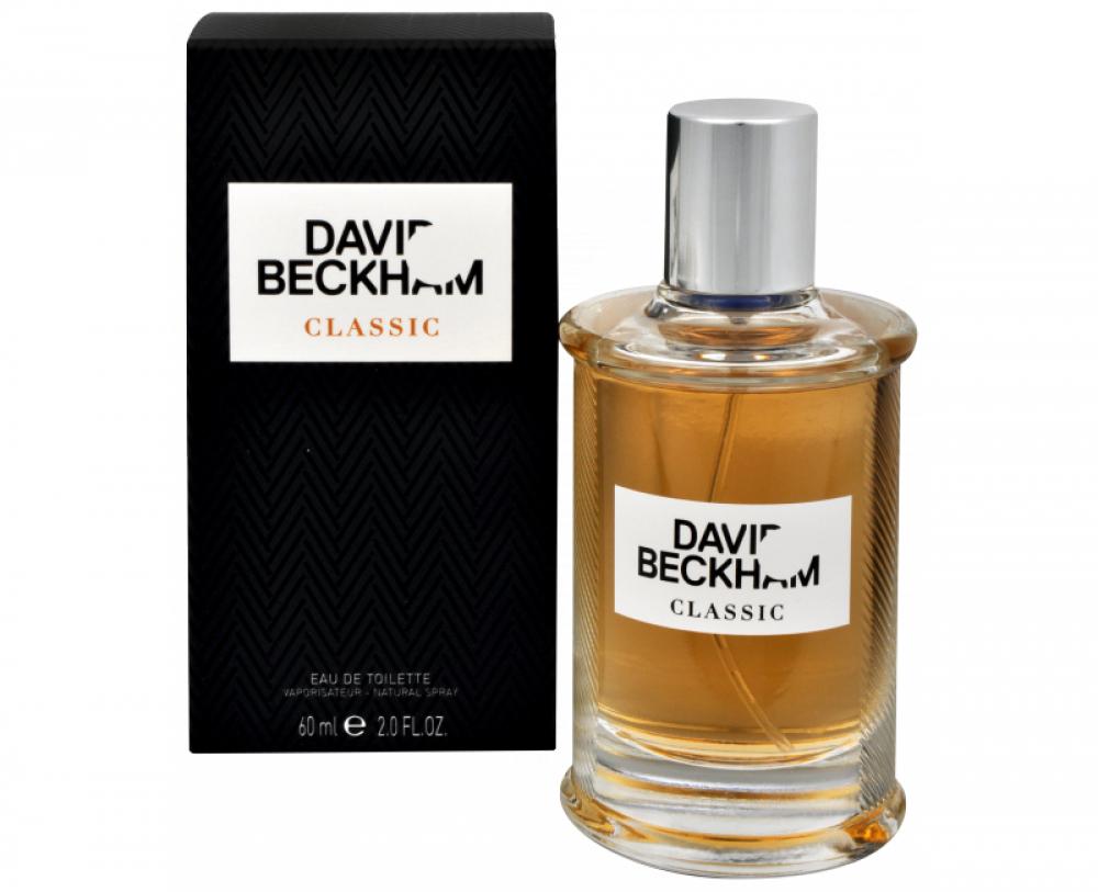 David Beckham Classic Toaletní voda 40ml