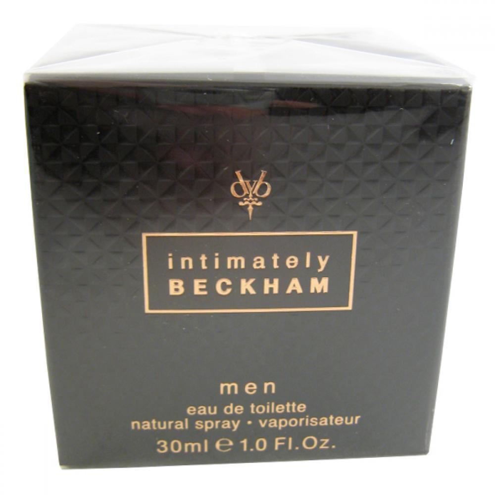 David Beckham Intimately Toaletní voda 30ml