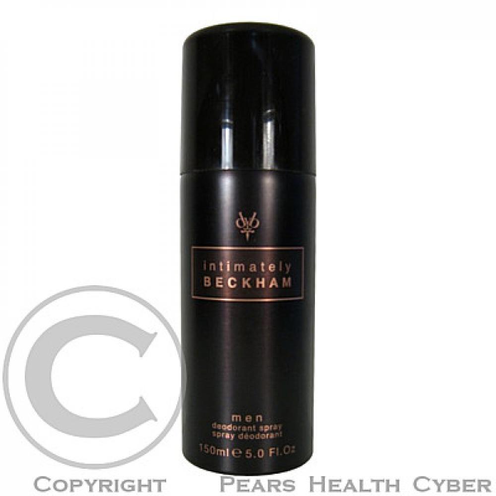 David Beckham Intimately Deodorant 150ml